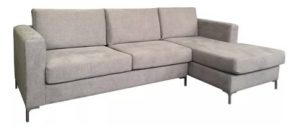 Coaster Sofas in grey fabric
