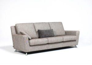 Nowra Aussie made fabric sofa